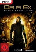 Deus Ex: Human Revolution - Boxart