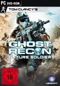 Tom Clancy's Ghost Recon: Future Soldier - Boxart