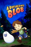 A Boy and his Blob - Boxart