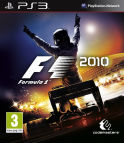 F1 2010 - Boxart