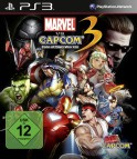 Marvel vs. Capcom 3 - Boxart