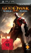 God of War: Ghost of Sparta - Boxart