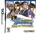 Phoenix Wright - Ace Attorney: Trials and Tribulations - Boxart