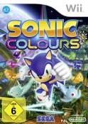 Sonic Colours - Boxart