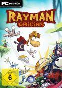 Rayman Origins - Boxart