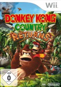 Donkey Kong Country Returns - Boxart