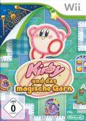 Kirby und das magische Garn - Boxart