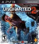 Uncharted 2: Among Thieves - Boxart