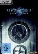 Resident Evil: Revelations - Boxart
