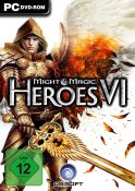 Might and Magic Heroes VI - Boxart