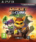 Ratchet & Clank: All 4 One - Boxart
