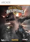 Red Faction: Battlegrounds - Boxart