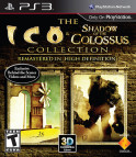 Ico & Shadow of the Colossus Collection - Boxart