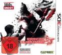 Resident Evil: The Mercenaries 3D - Boxart