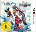 Kingdom Hearts 3D: Dream Drop Distance - Boxart