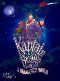 Kaptain Brawe: A Brawe New World - Boxart