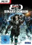 Binary Domain - Boxart