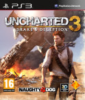 Uncharted 3: Drake's Deception - Boxart