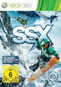 SSX - Boxart