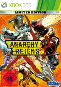 Anarchy Reigns - Boxart