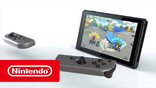 Nintendo Switch - Features Overview Trailer