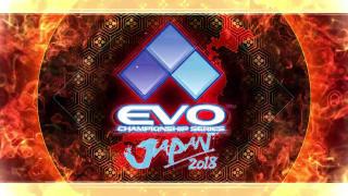 EVO Japan 2018 - Promo Trailer
