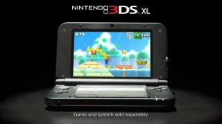 Nintendo 3DS - Nintendo 3DS XL Comparison Video