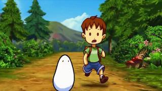 A Boy and his Blob - Gametrailer