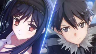 Accel World vs. Sword Art Online - 'Worlds Collide' Announcement Trailer