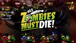 All Zombies Must Die! - Character Trailer