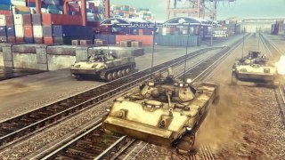 Armored Warfare - E3 2014 Trailer