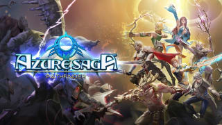 Azure Saga: Pathfinder - Release Trailer