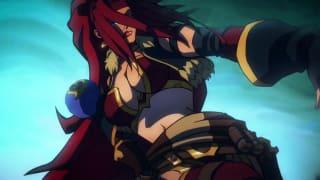 Battle Chasers: Nightwar - 'Red Monika' Hero Spotlight Trailer