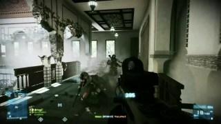 Battlefield 3 - Close Quarters DLC Donya Fortress Gameplay Trailer