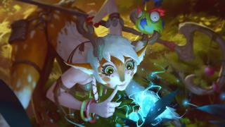Battlerite - Blossom 'The Forest Mender' Champion Trailer