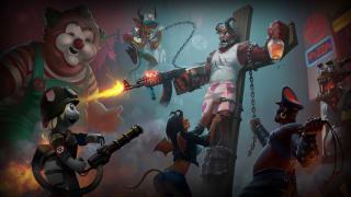 Big Drunk Satanic Massacre - Gameplay Trailer