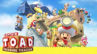 Captain Toad: Treasure Tracker - Nintendo Switch Teaser Trailer