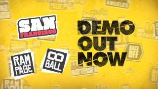 DiRT Showdown - Demo Derby Trailer