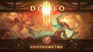 Diablo III - Der Hexendoktor Story & Gameplay Trailer (DE)