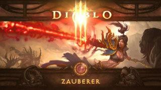 Diablo III - Der Zauberer Story & Gameplay Trailer (DE)