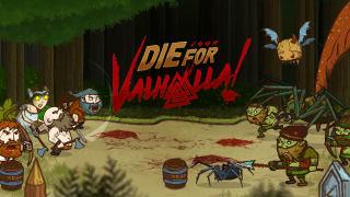 Die for Valhalla - Kickstarter Trailer