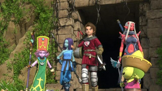 Dragon Quest X: Rise of the Five Tribes - Gametrailer