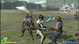 Dynasty Warriors Next - Gametrailer