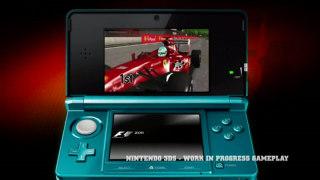 F1 2011 - Nintendo 3DS Gameplay Trailer