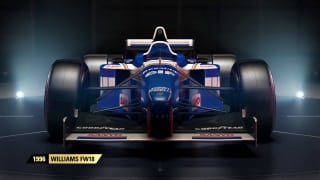 F1 2017 - Williams Classic Car Reveal Trailer