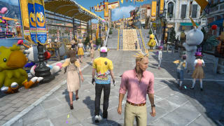 Final Fantasy XV - 'Moogle Chocobo Carnival' Trailer