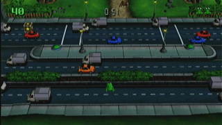 Frogger Returns - Gametrailer