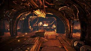 Gears of War 4 - Impact Dark Map Flythrough Trailer