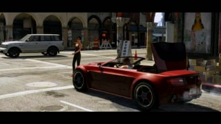 Grand Theft Auto V - Debüt Trailer