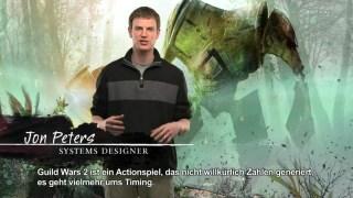 Guild Wars 2 - Entwickler-Video zum Kampfsystem